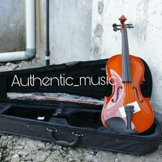 Biola violin classic makoa size 4/4 impor