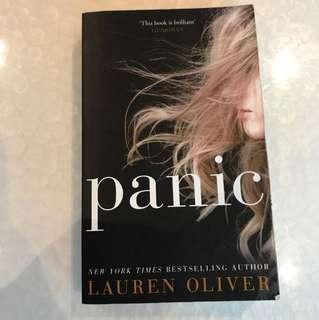 (YA BOOKS) Lauren Holmes - Panic