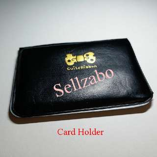 Black Multi Cards Slots Holder Case Colour Sellzabo Bag