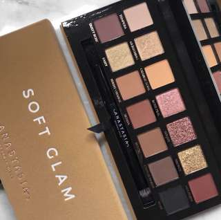 [Authentic] Anastasia Soft Glam Eyeshadow Palette