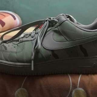 Nike Airforce 1 Desert Camo