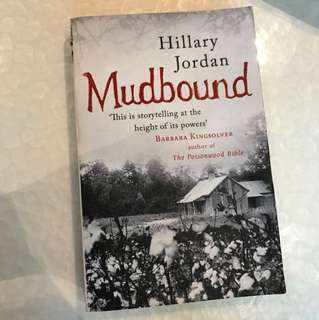 (literary fiction) Hillary Jordan - Mudbound