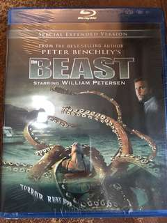 The Beast, William Petersen, blu ray