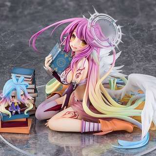 Jibril figure by phat company from no game no life