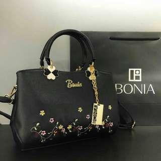 Bonia Floral Bag