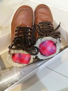 Zara Kids Winter Shoes