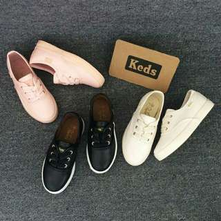 KEDS LEATHER SHOES FOR KIDS