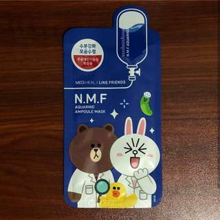Mediheal Mask Line Friends N.M.F