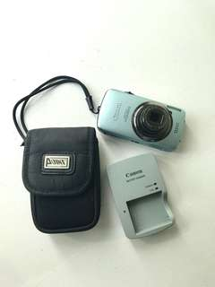 Canon Digital Ixus 200 IS Digital Camera 12.1 megapixels