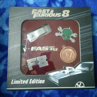 Fast & Furious Key Chain (Limited Edition)