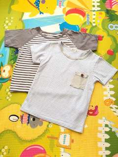 BeeBee Stripes Tshirt L