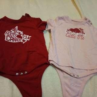Baby Roots Onesies Bundle