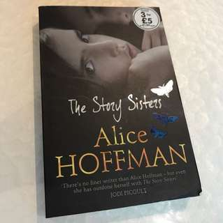 (novel) Alice Hoffman - The Story Sisters