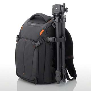 SONY LCS-BP3 Lightweight Camera Backpack