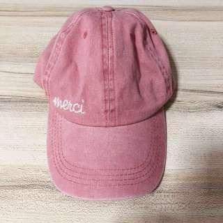 RUBI MERCI DUSTY PINK CAP