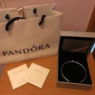 Pandora 21cm 100%全新手鈪