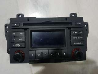 Kia Cerato Forte Stock Audio
