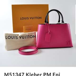 Louis Vuitton Kleber