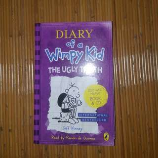 💚Dairy Of A Wimpy Kid💚