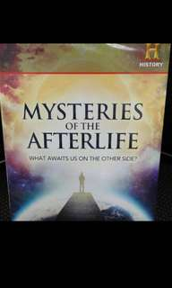 BN MYSTERIES OF THE AFTERLIFE DVD ~