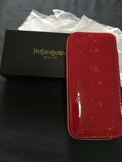 Limited Edition Yves Saint Laurent make up pouch