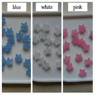 Stars Beads 30 pieces per pack