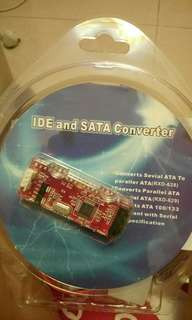 IDE and SATA converter