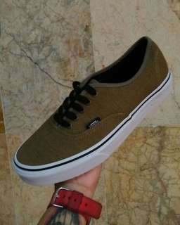 [ORIGINAL]Vans Authentic Jite Walnut BNIB