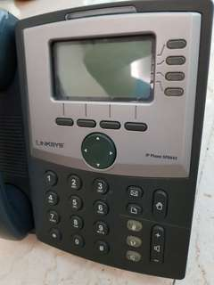 Cisco Linksys VOIP Phone SPA942