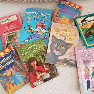 Children readers