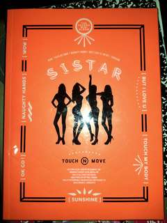 "SISTAR ""Touch n Move"""