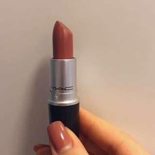 Mac lipstick ( creme in your coffee)