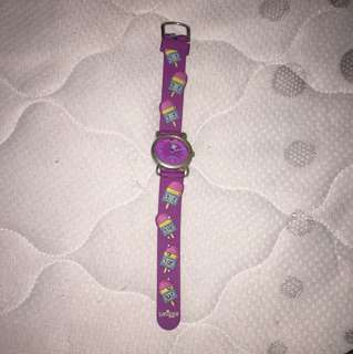 SMIGGLE ICE CREAM WATCH