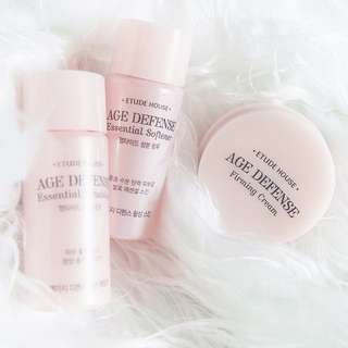 Etude House Age Defense Skin Care Kit
