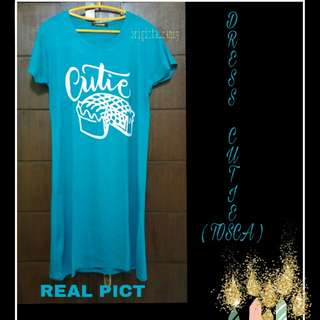 ( NEW PRODUCT ) Dress Cutie Cake -Tosca
