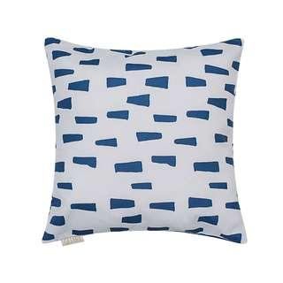 Blue Rain Cushion - Bantal Sofa - 40 x 40