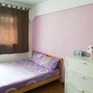 Spacious common room @ Khatib MRT Blk 639 Yishun