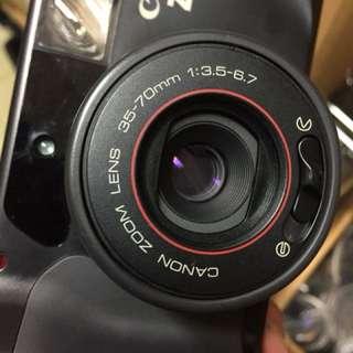Canon 35 70mm zoom 底片 傻瓜相機 美品