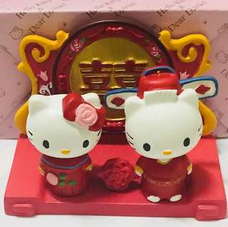 Hello Kitty Wedding Gift 🎁
