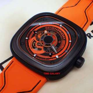The NEW launched of  the SevenFriday P3/07 KUKA III