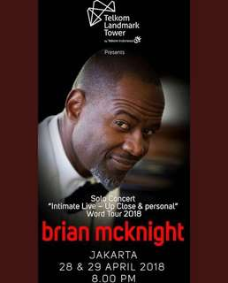 Brian Mcknight Concert