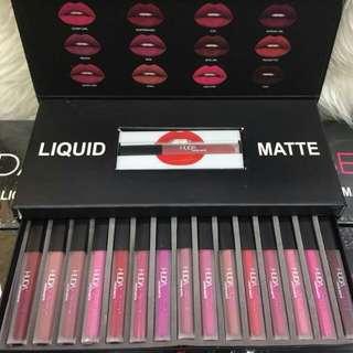 Huda Beauty Vault Lipstick Set