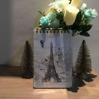 Buku Agenda Paris