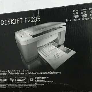 🚚 HP複合式影印掃描機