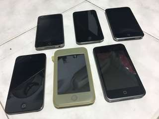 Apple iPod Touch 1st 2nd 3rd 4th Gen 8-32GB