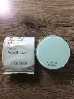 Laneige BB Cushion Pore Control No. 21 natural beige