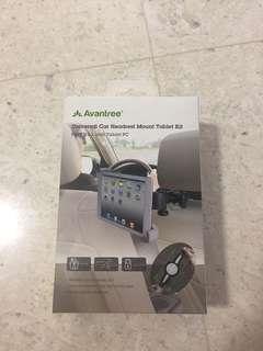 Universal Car Headrest Mount Tablet Kit