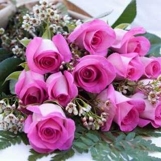 Flower Bouquet∕Hand Bouquet∕Birthday Bouquet∕Anniversary Bouquet∕Proposal Bouquet - 31534