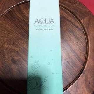 Super Aqua mx watery emulsion