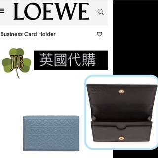 LOEWE❤️ Business Card Holder